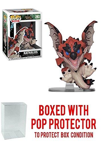 Funko Pop Games Monster Hunter Rathalos Vinyl Figure